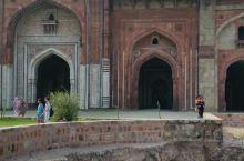 印度游记  之  德里古堡