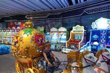海口免税店还有儿童乐园噢
