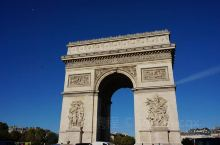 巴黎的地标性建筑