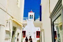 爱琴海上的璀璨明珠米克诺斯