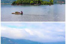 梦中的泸沽湖:自生光彩的高原仙境  我行走在丽江的古城青板路上,望着远处微雨初霁后,云雾缭绕的雪山