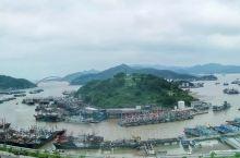 美丽的石浦渔港
