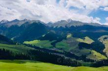 新疆伊犁|琼库什台 应是毛不易的【盛夏】