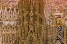 世界最梦幻的教堂建造长达百年竟未完工