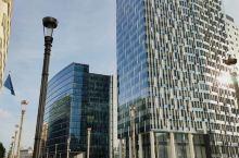 新欧盟总部大厦。