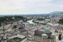 #高山#今天在莫扎特的故乡创作~音乐之声的拍摄地Salzburg分享一段没加滤镜的小视频~#高山#