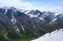 自驾新疆独库公路——巩乃斯—乔尔玛—奎屯。 游历大山大河 ,才知人生平淡是真。 独库公路,短短五百多