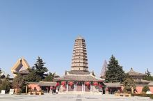 能看到佛祖释迦牟尼手指舍利的法门寺
