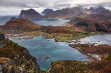 登(爬)山记之二~挪威西沃格岛