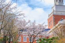 首尔梨花女子大学,这里是韩国女总统的