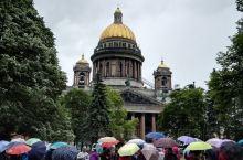 圣彼得堡游踪