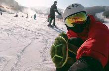 人生初体验–滑雪