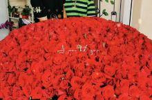 999朵玫瑰,迪拜棕榈岛别墅浪漫