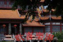 必来的古西禅寺庙,福建宝藏地超好出片