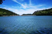 庐山之颠的青山绿水