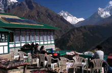 尼泊尔EBC(珠峰大本營)徒步之一