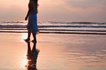 东山岛|海上镜面日出,是金銮湾沙滩的浪漫