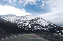 新都桥·暮云阔步远相随,携风弄雪窥影飞。