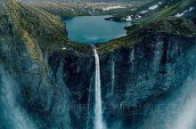 陶醉于深蓝色的挪威纯净,美丽,适合冒险