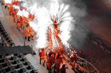 超级震撼!广东梅州非遗文化--埔寨烧火龙