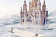 用上帝视角👀看巴塞罗那⛪️的地方