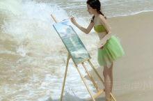 谁拍谁好看系列|海边拍照的100种风格