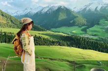 新疆美丽大草原