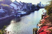 【江苏·无锡·南长街】南长街位于无锡老城南门外至新光路,全长5.5公里。其核心区域为跨塘桥至清名桥段