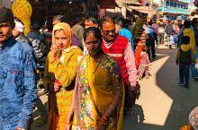 印度街景风土人情