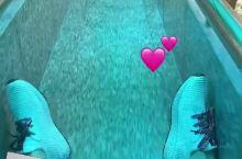 高州仙人洞风景区竹栈滑道超级好玩的