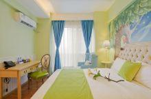 高品质亲子酒店,带您看漂亮又舒适的房间