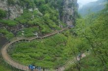 雨游大峡谷
