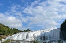 贵州省安顺市黄果树景区—陡坡塘瀑布