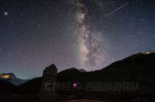 珠峰的星空