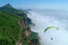 河南林州林虑山滑翔伞基地预约流程
