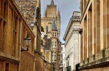 剑桥的小巷