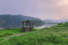 浦江旅游 美景通济湖风景区 被好风景收买 剩下的全是好心情