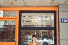 昆山探店 超治愈橙色系咖啡店SVVAG