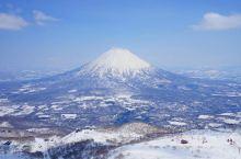 富士山的双胞胎?! 羊蹄山