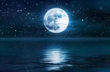 满月当空,烟花斗艳。 桥上钓鱼看风景,桥下海鲜一条街。 泛舟小河边,远眺坦丁堡。