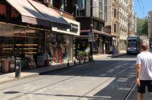 疫情下的伊期坦布尔闲街