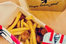KFC小食免费🆓啦