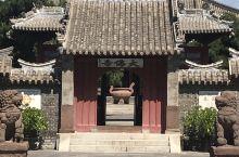 奉国寺 义县也有历史的地方,奉国寺乃千年国宝,偏居一隅,深藏不露,大殿里供奉七尊大佛,也是少见。