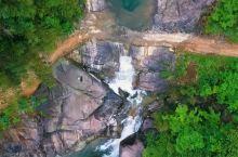 桂林夏天玩水的好地方,壮观的阶梯式瀑布群