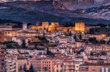 格拉纳达 西班牙最美古城,异域风
