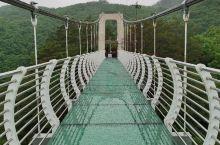 雨中漫步虎谷峡