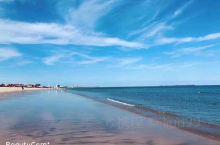 干净的海滩