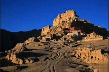 西藏,阿里——古格王国遗址