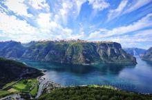 高潮迭起的雪之路~挪威艾于兰山路