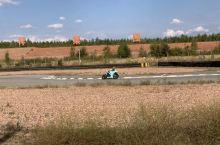 我在鄂尔多斯国际赛车场
